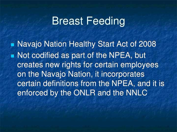 Breast Feeding