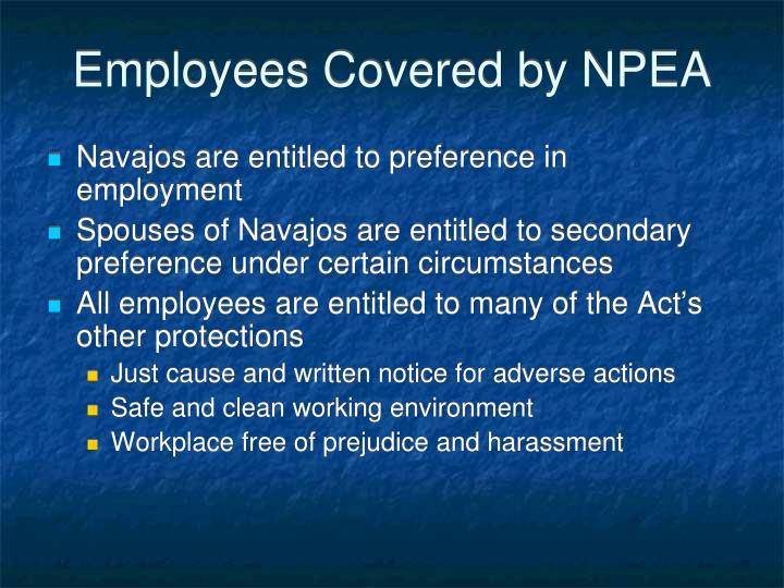 Employees Covered by