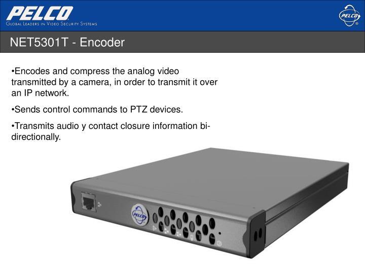 NET5301T - Encoder