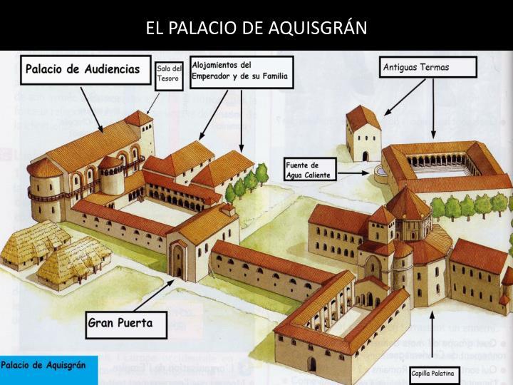 EL PALACIO DE AQUISGRÁN