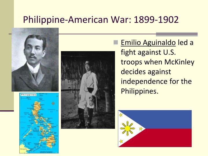 Philippine-American War: 1899-1902