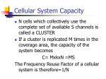 cellular system capacity1