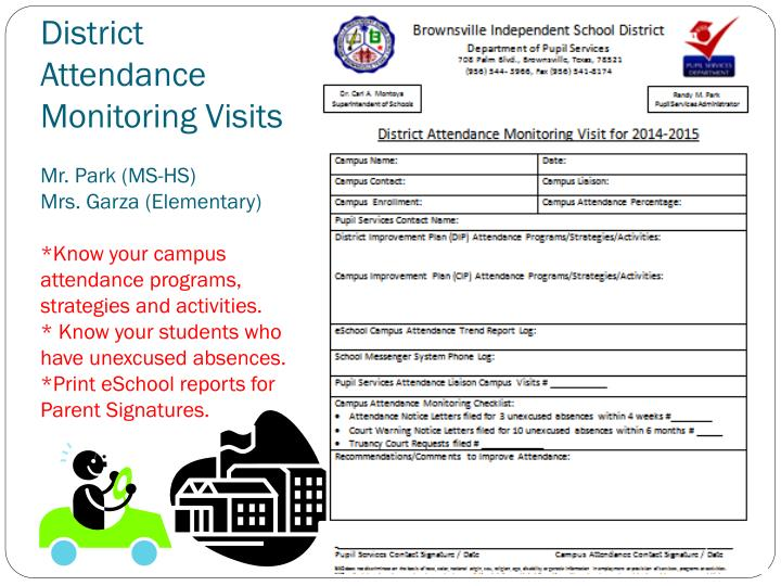District  Attendance