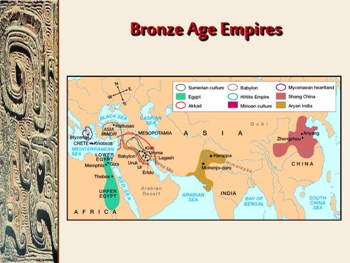 Bronze Age Empires