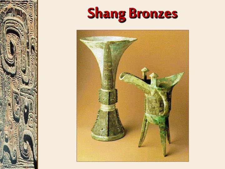 Shang Bronzes