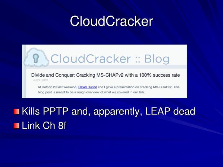 CloudCracker