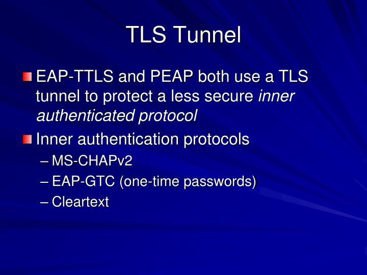 TLS Tunnel