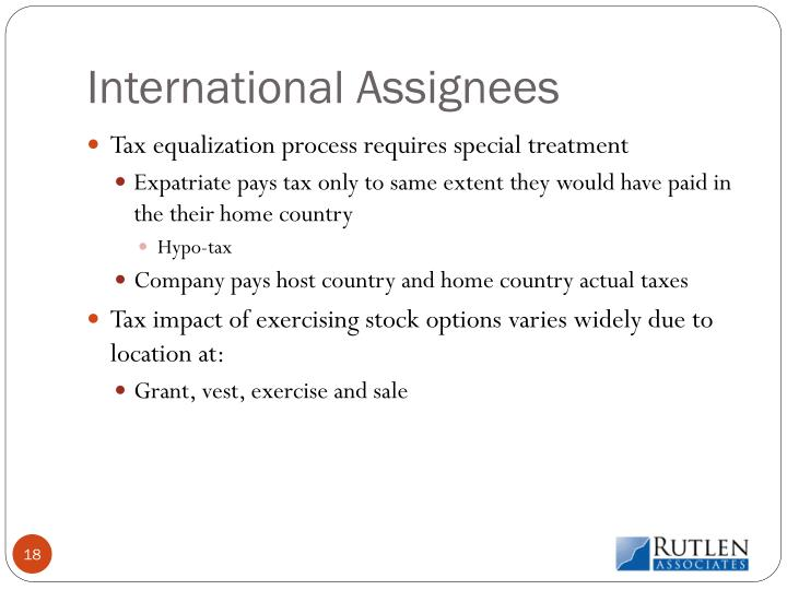 International Assignees