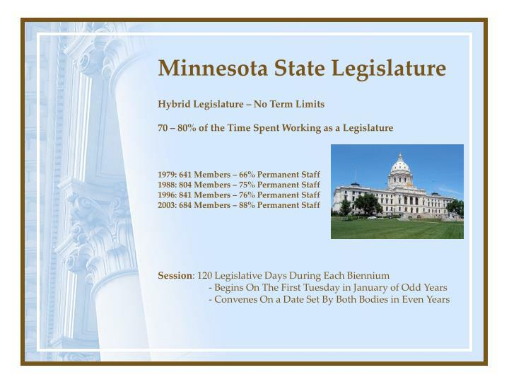 Minnesota State Legislature