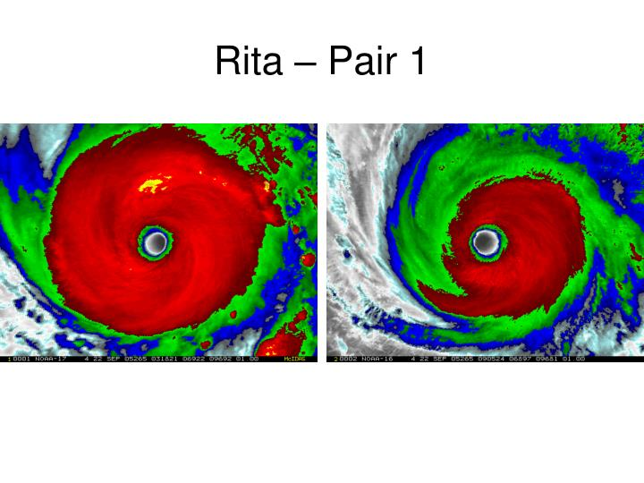 Rita – Pair 1