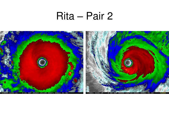 Rita – Pair 2