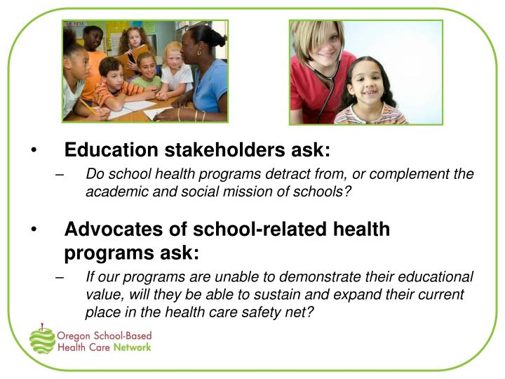 Education stakeholders ask: