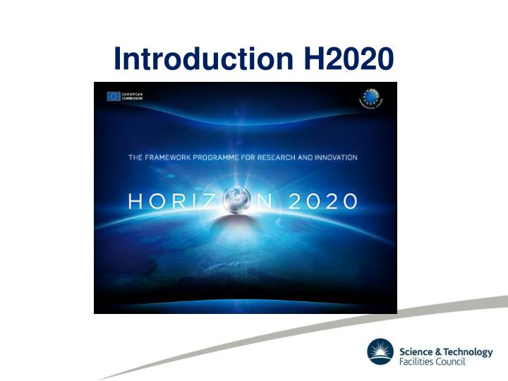 Introduction H2020