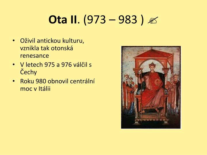 Ota II
