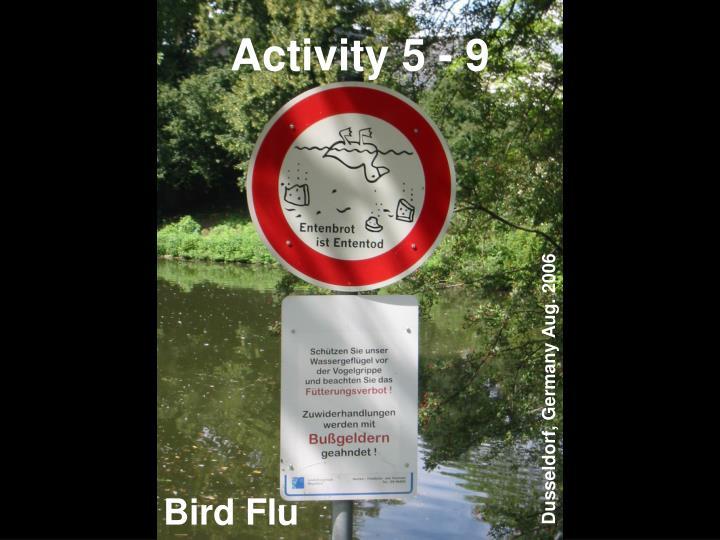 Activity 5 - 9