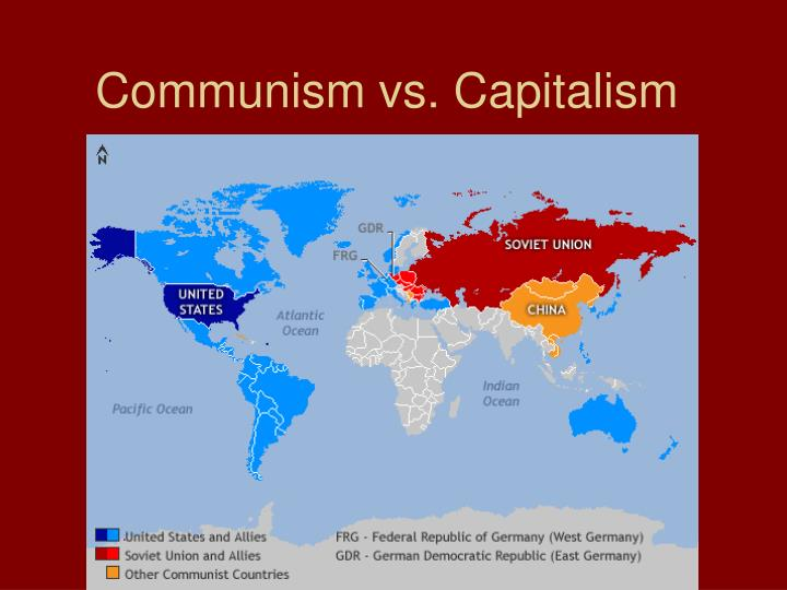 Communism vs capitalism