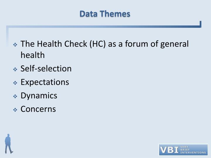 Data Themes