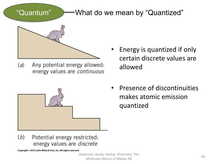 """""""Quantum"""""""