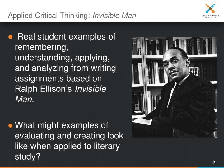 Applied Critical Thinking: