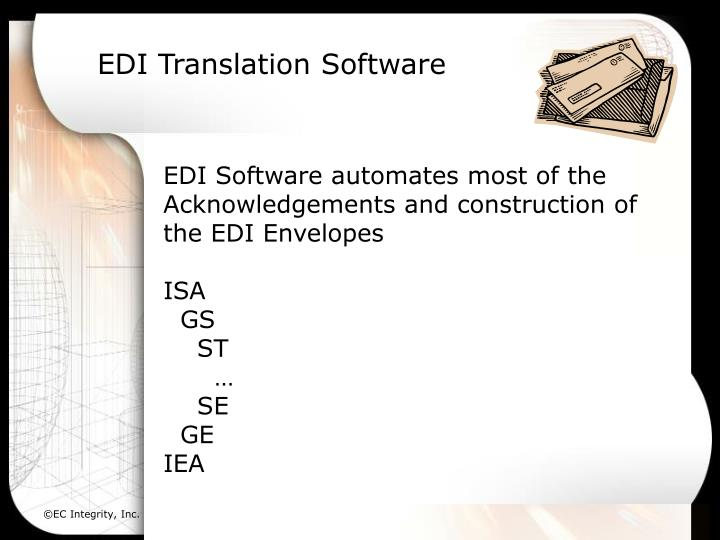 EDI Translation Software