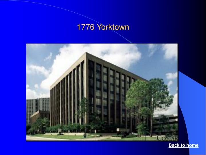 1776 Yorktown