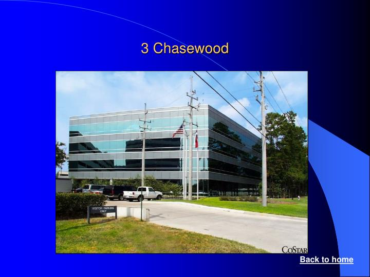 3 Chasewood