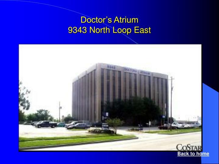 Doctor's Atrium