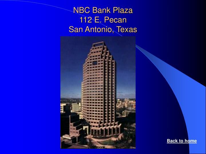 NBC Bank Plaza