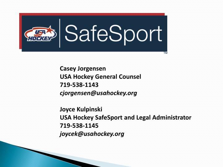 Casey Jorgensen