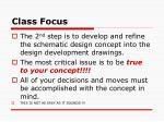 class focus1