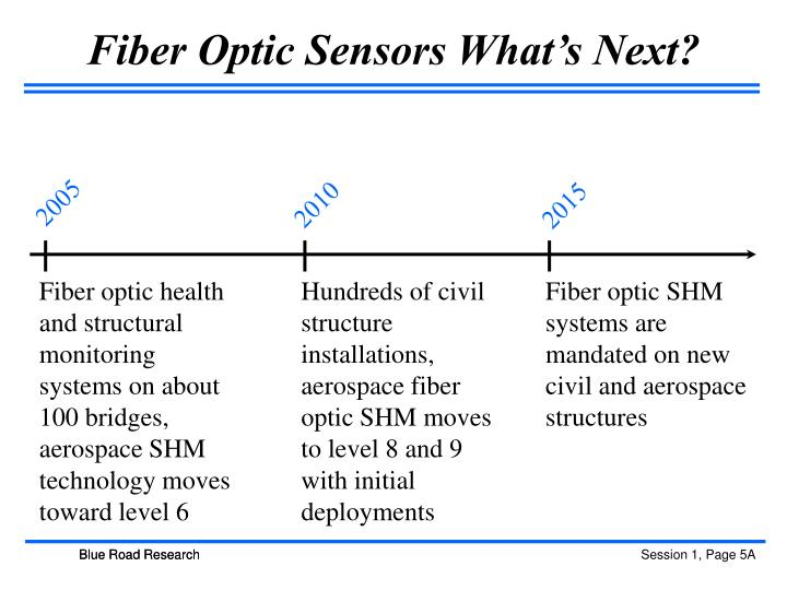 Fiber Optic Sensors What's Next?