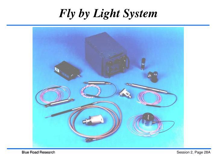 Fly by Light System