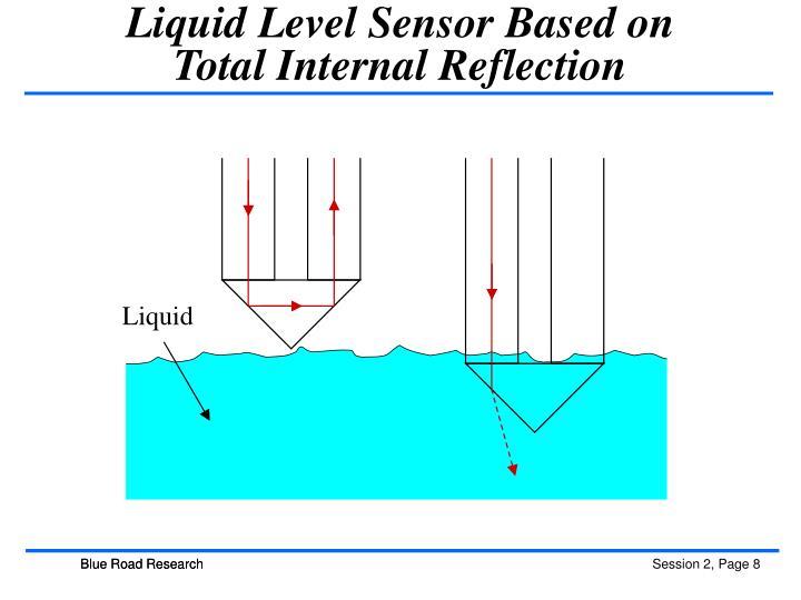 Liquid Level Sensor Based on