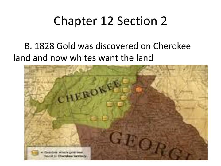Chapter 12 section 22