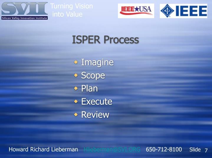 ISPER Process