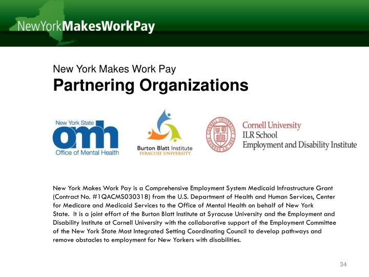 New York Makes Work Pay