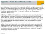 appendix public sector clients cont d3