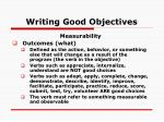 writing good objectives2
