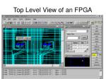 top level view of an fpga1