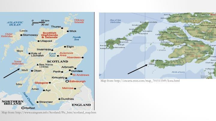 Map from: http://encarta.msn.com/map_701513349/Iona.html