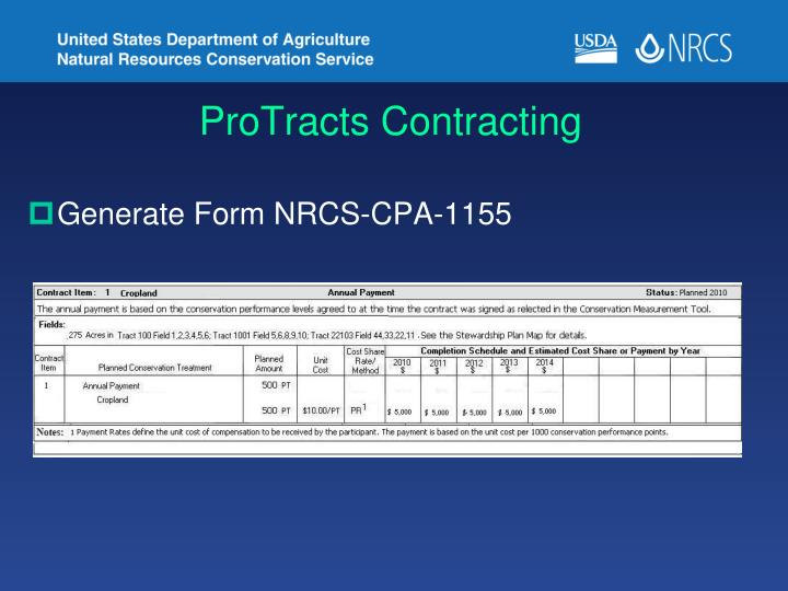 ProTracts Contracting