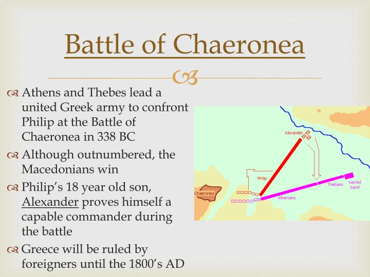 Battle of Chaeronea