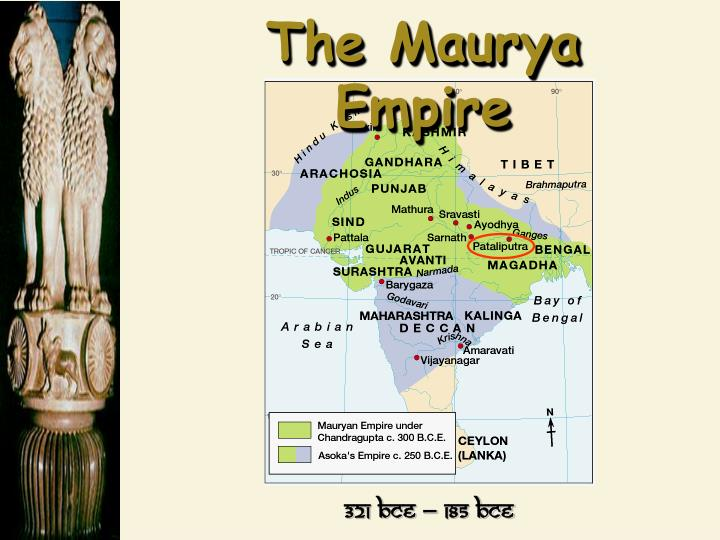 The Maurya Empire