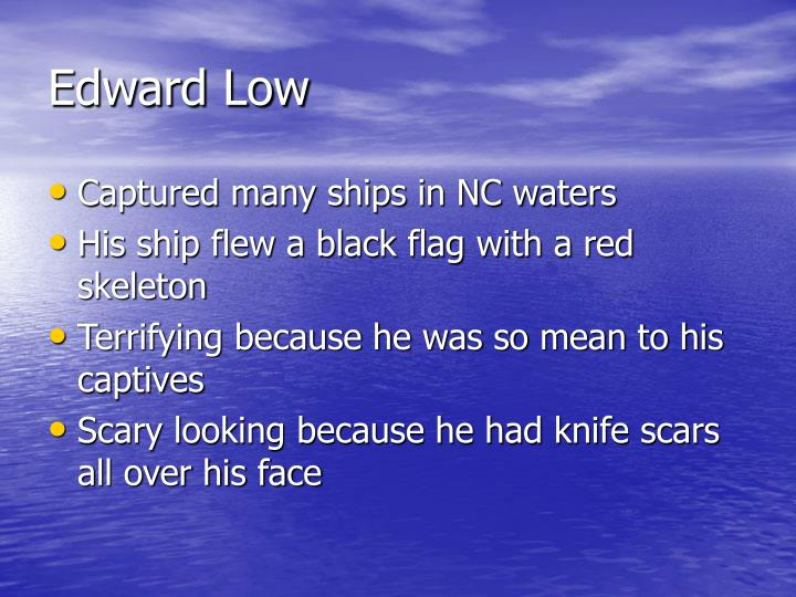 Edward Low