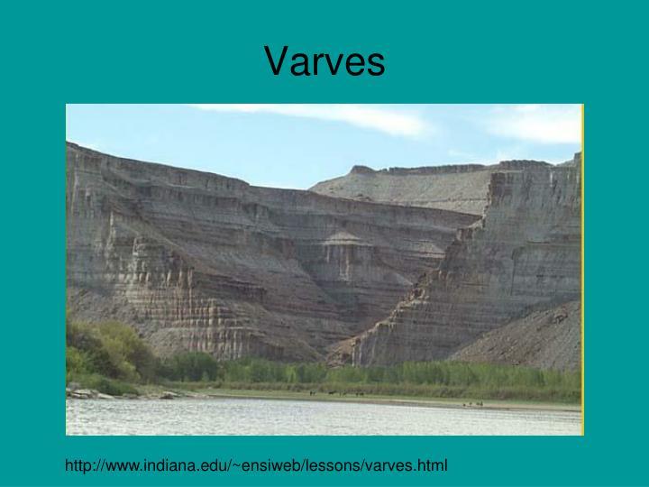 Varves