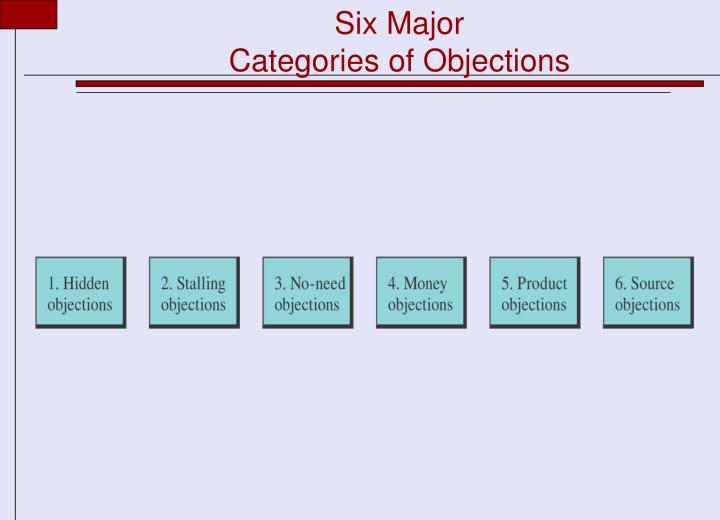 Six Major