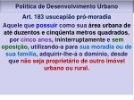 pol tica de desenvolvimento urbano5