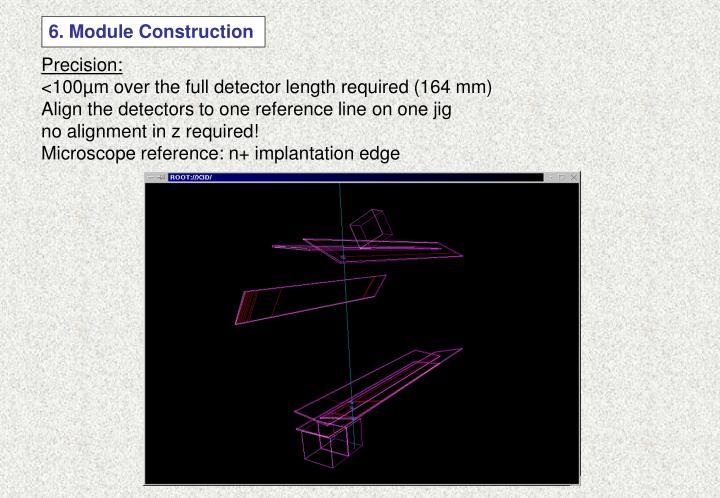 6. Module Construction