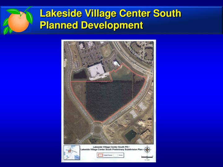 Lakeside Village Center South