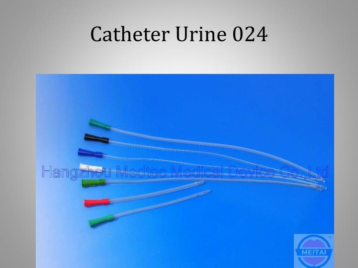 Catheter Urine 024